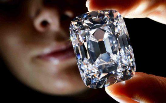 Соответствие веса и размера бриллиантов в диаметре