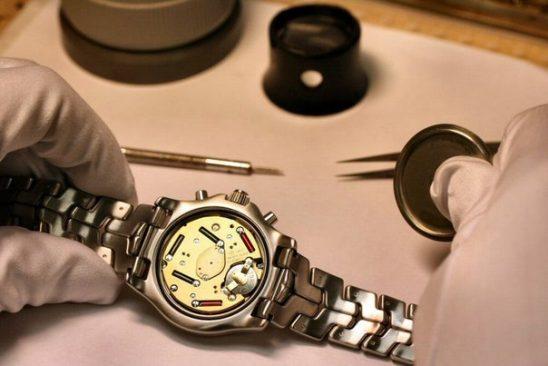 Профилактика и ремонт часов от Ювелир Сервис