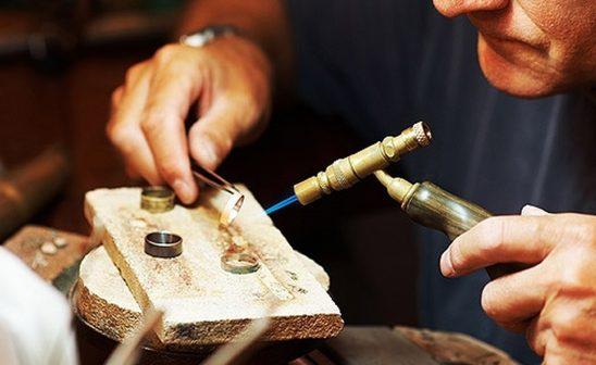 Хорошая ювелирная мастерская в Днепропетровске