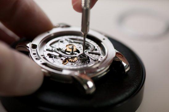 Мастерская по ремонту часов