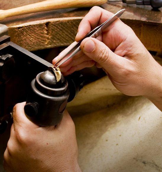 Сервис по изготовлению ювелирных изделий