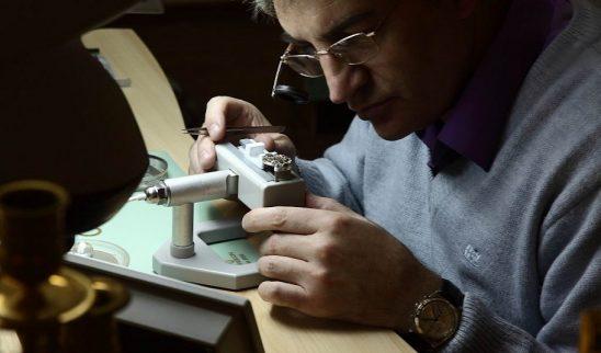Индивидуальный ремонт часов в Днепропетровске